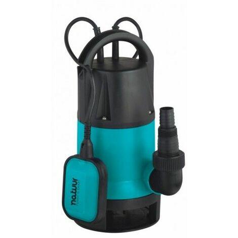 Bomba Agua Sumerguible 0400W-8000L/H Sucias 5Mt Natuur 1 Pz