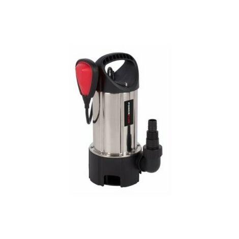 Bomba Agua Sumerguible 0900W-13000L/H Suc 7Mt Powerplus