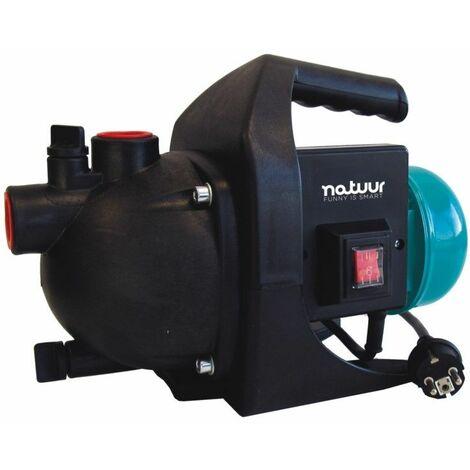 Bomba agua sup 0800w-3180l/h limp 8mt natuur 1 pz