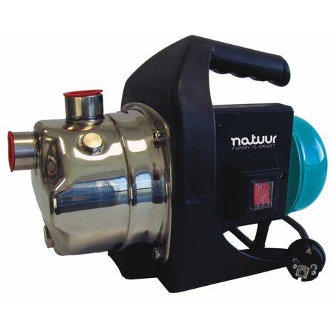 Bomba agua sup 1200w-3720l/h limp 8mt natuur 1 pz