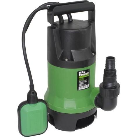 Bomba Aguas Sucias 750W 12500l/h