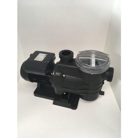 Bomba Autoaspirante piscina con filtro. Serie New Minipump. 0,75 CV.