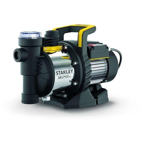 Bomba autocebante 3600 L/h caudal máximo. Potencia 900W SXGP900XFE STANLEY