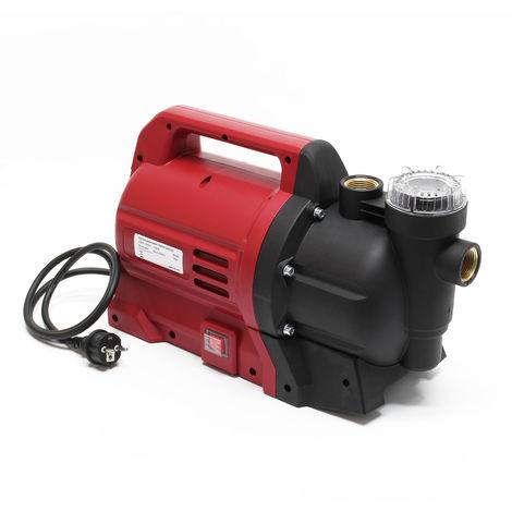 Bomba centrífuga para grupo de presión 1100W 4200l/h Bomba jardín Bomba de agua Suministro doméstico