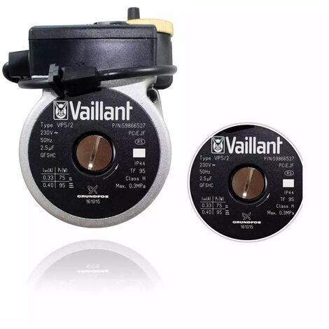 Bomba circulación caldera Vaillant PRO PLUS 160928