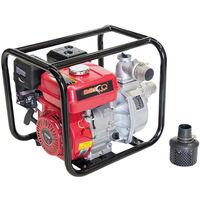 Bomba de Agua con Motor de Gasolina 7HP 212cc