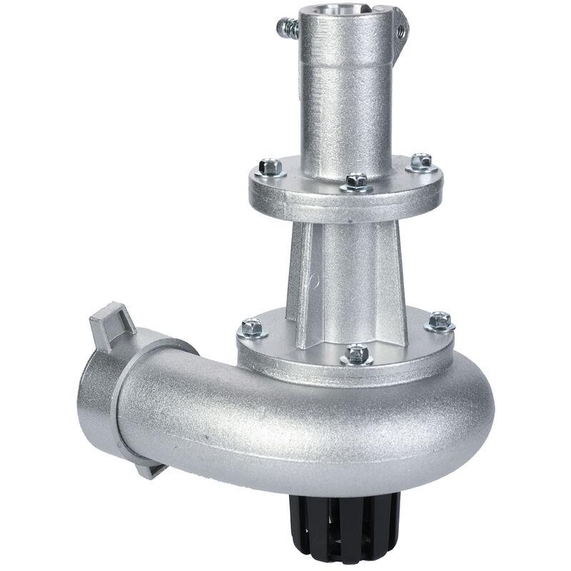 Bomba de agua universal profesional multifuncional del cortacesped de la aleacion de alumini,1,5 pulgadas, 28 mm