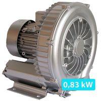 Bomba de aire turbina soplante para piscina o spa 0.83 kw 175 m³/h Monofásica Maxima Potencia