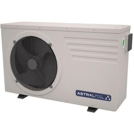 Bomba de calor Astralpool EvoLine 15 hasta 30 m3 - Cod. 66072