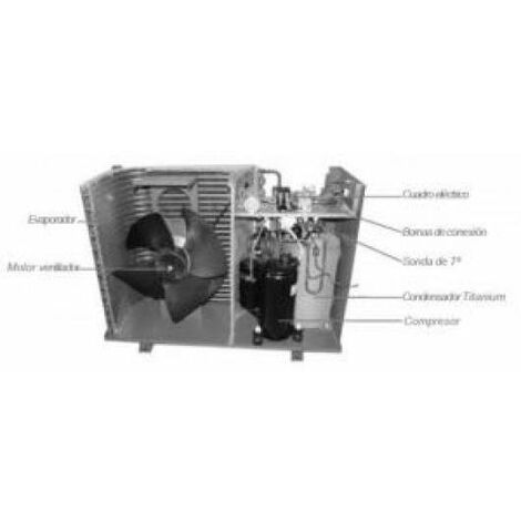 Bomba De Calor Gre Ar2094 Confort Heat 0.5 Cv
