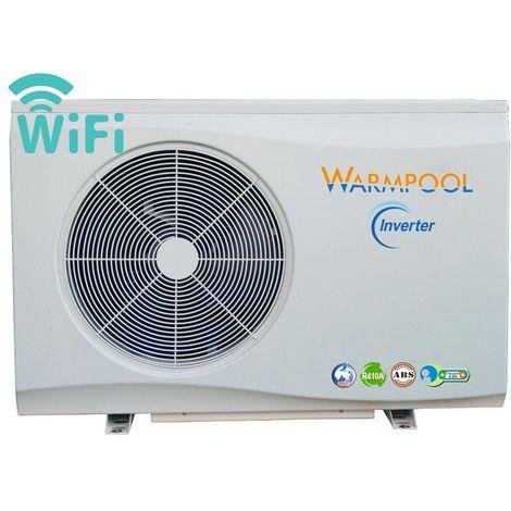 Bomba de calor Inverter para Piscina WiFi R410a