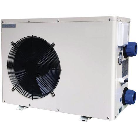 Bomba de calor reversible frio/caliente - 3,5 kW/30 m3