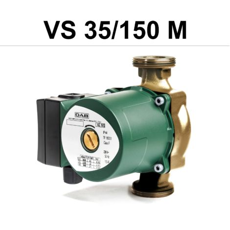 Bomba de Circulación VS 35/150 M para ACS (Agua Caliente Sanitaria)