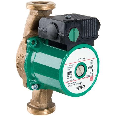 Bomba de circulación Wilo STAR-Z 20/7 EM para agua caliente sanitaria 4081203
