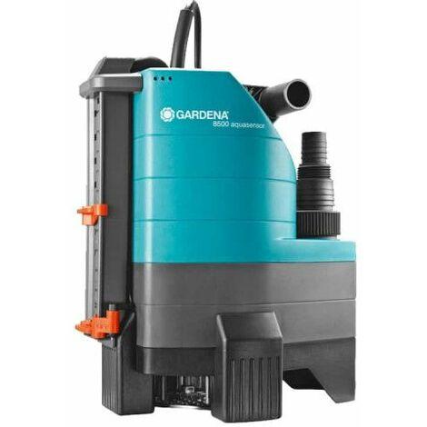 Bomba de drenaje Aquasensor GARDENA - Para aguas residuales - 380W - 8300 l/h - 1797-20