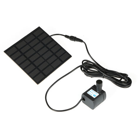 Bomba de energ¨ªa solar