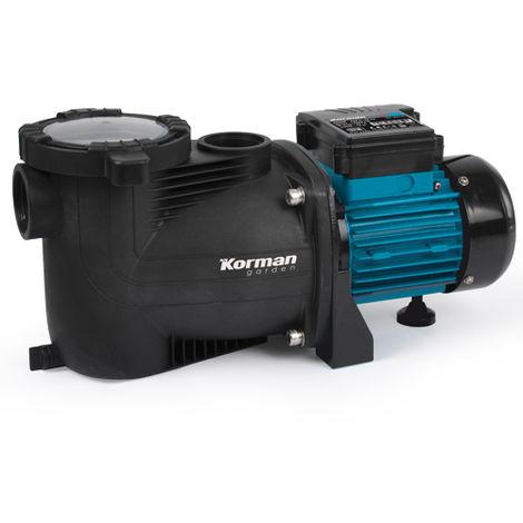Bomba de filtración para piscina 0,75CV – 600W