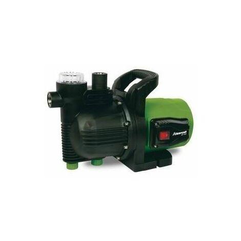 Bomba de jardinería con prefiltro 75 l/min CLEANCRAFT GP1105P