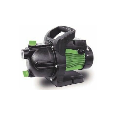 Bomba de jardinería de aguas limpias 76 l/min CLEANCRAFT GP1105C