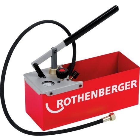 """main image of """"Bomba de precisión robusto et preciso pequeño modelo TP 25 para prueba hacia 25 bar"""""""