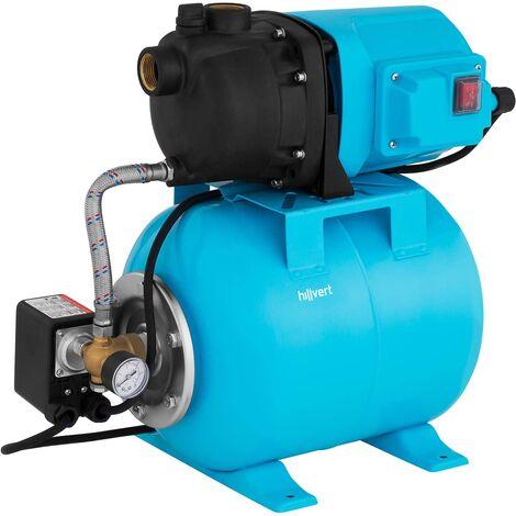 Bomba de presión de agua - 3.500 L/h - 1.200 W