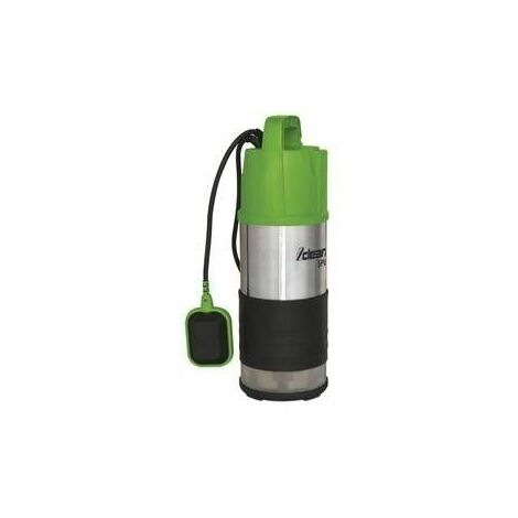 Bomba de presión para aguas limpias 116 l / min CLEANCRAFT SPWP 1107