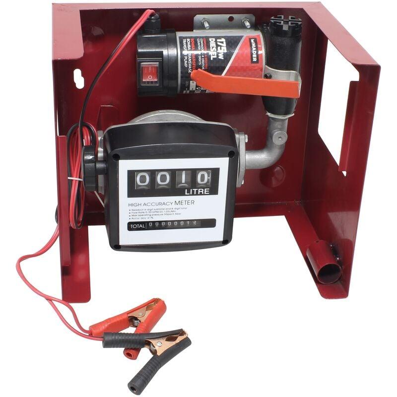 Bomba de Trasvase, Diesel, 175W - MADER® | Power Tools