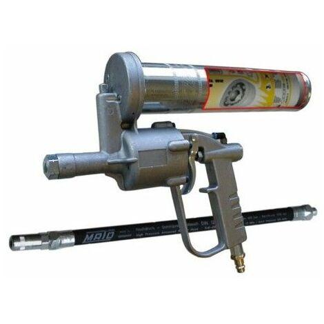 Bomba Engrase Neumatico Acoplamiento Flexible Acero Gris Df-Ls/F Mato