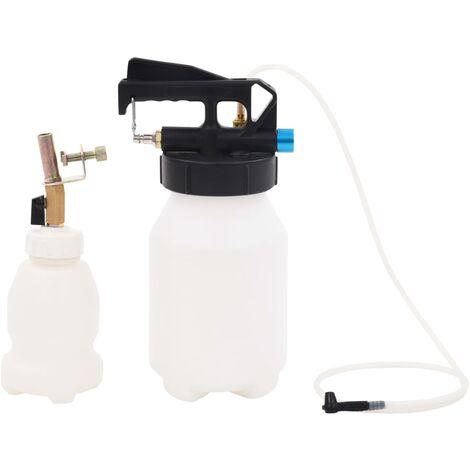 Bomba extractora purgador de frenos neumático con botella 3,5 L