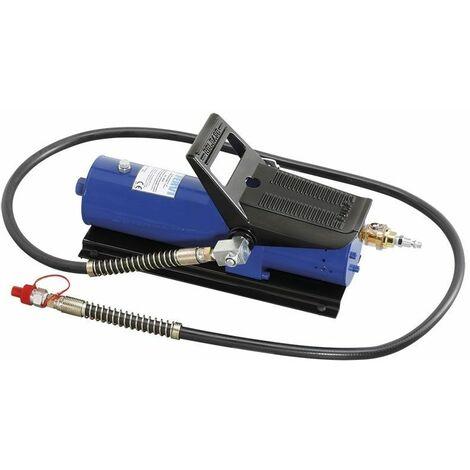 Bomba hidráulica con mando neumático de pedal FERVI 0664