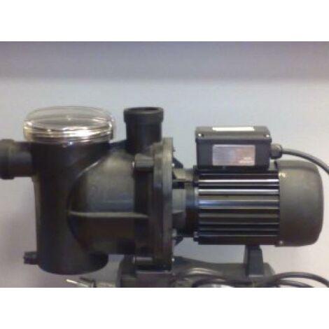 Bomba Motor Gre 1/2 Cv Negro Piscinas Gre