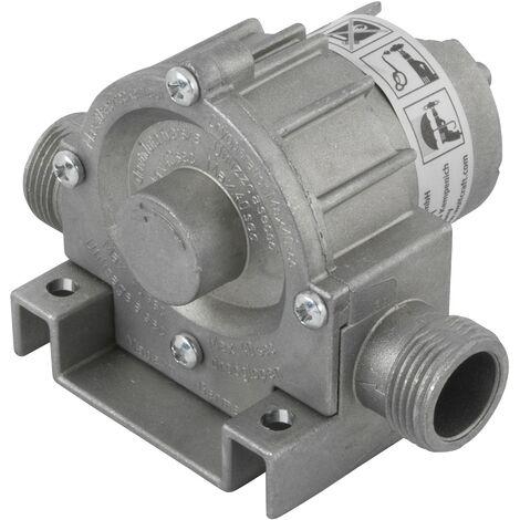 bomba para taladro, cuerpo metálico, vástago 8 mm (CE) 3000 l/ h - Wolfcraft - 2200000