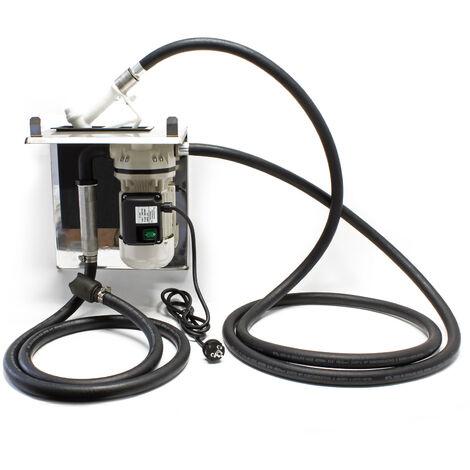 Bomba para urea 40l/min, 230V, con contador y placa de soporte, AUS32, trasvase de combustible