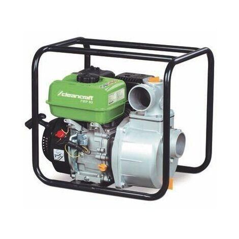 Bomba para uso intensivo de aguas limpias 803 l / min CLEANCRAFT FWP 80