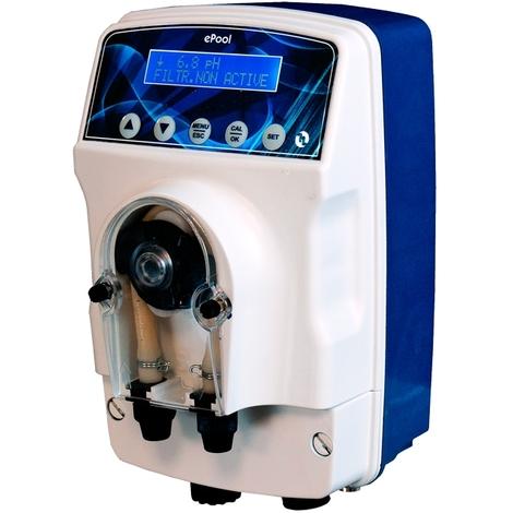 Bomba peristáltica reguladora de pH ePool