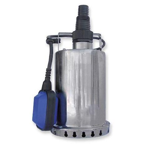 Bomba PSH Regal de achique inox sumergible con control de nivel. Par Potencia - 0,75 CV