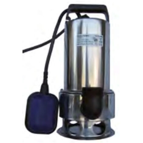Bomba sumergible aguas fecales FX-1100SS 1CV 10mts