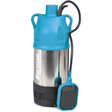 Bomba sumergible, aguas limpias 900W