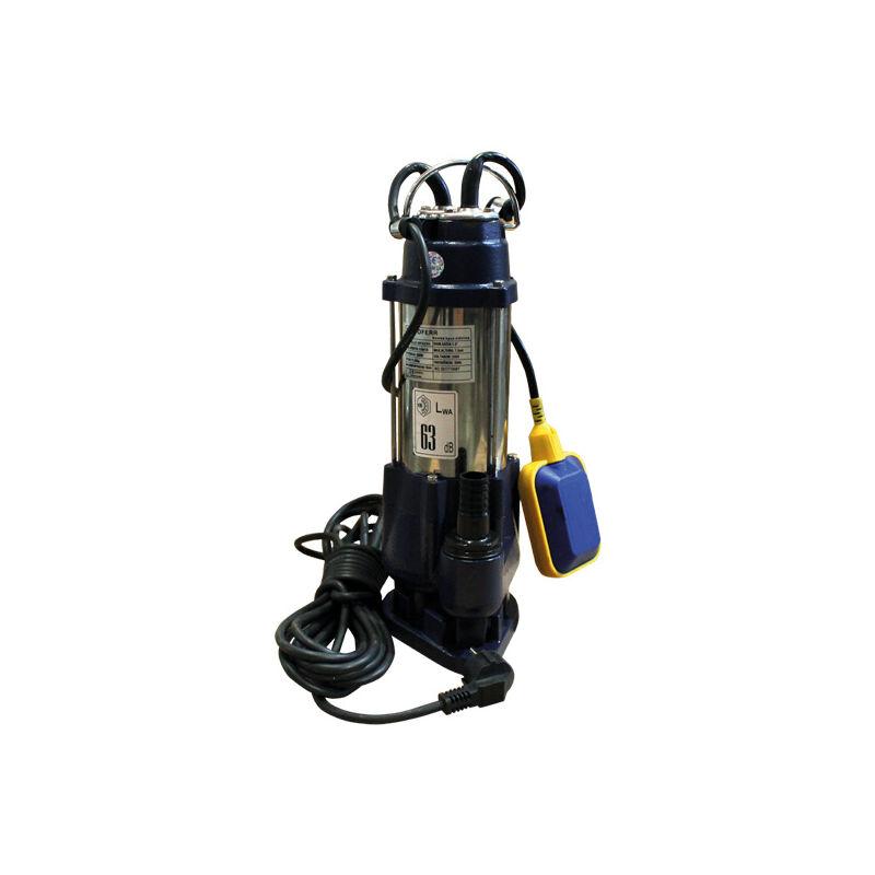 Bomba Sumergible Aguas Sucias 250w - Bricoferr