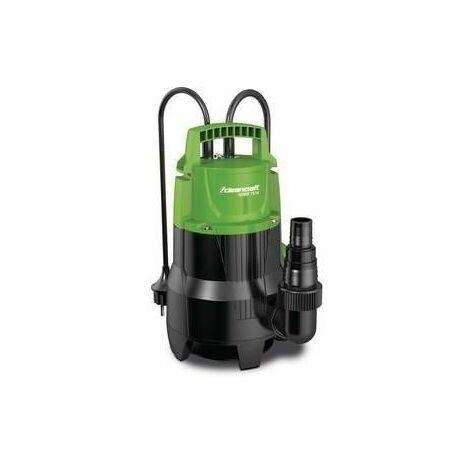 Bomba sumergible ara aguas limpias 233 l /min CLEANCRAFT SCWP 7514