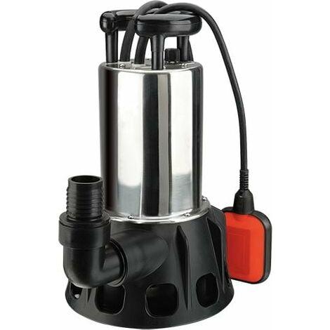 Bomba sumergible de agua sucia 900 W Graphite 59G449