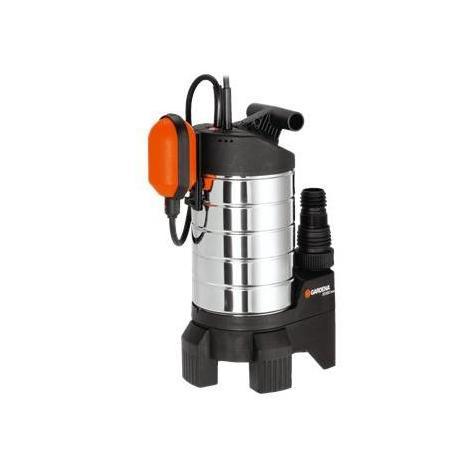 Bomba sumergible de aguas sucias 20000 inox Premium GARDENA
