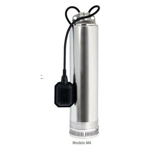 Bomba sumergible de pozo 1~230 V ACUARIA - ESPA - Potencia: 0.75KW (1 CV)