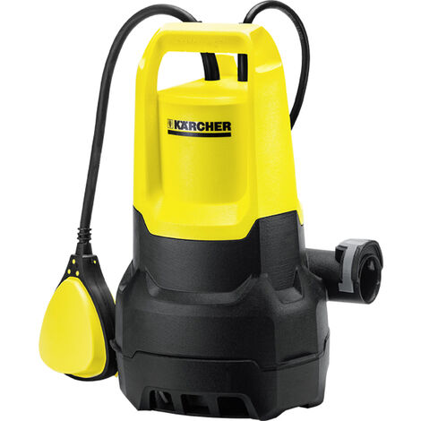 BOMBA SUMERGIBLE KARCHER AGUAS SUCIAS SP3 DIRT
