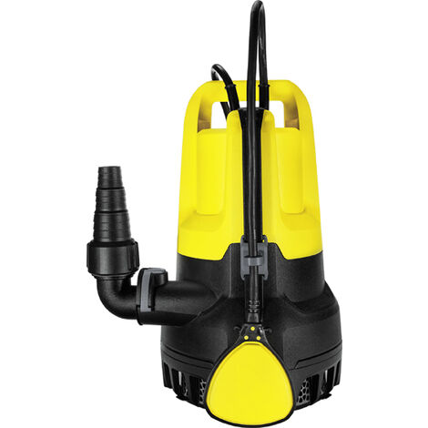 BOMBA SUMERGIBLE KARCHER AGUAS SUCIAS SP7 DIRT