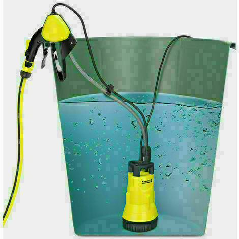 BOMBA SUMERGIBLE KARCHER BP1 KIT