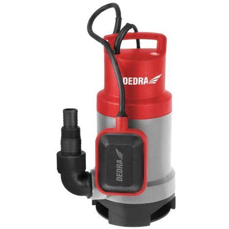 Bomba sumergible para agua limpia y sucia Dedra DED8843M
