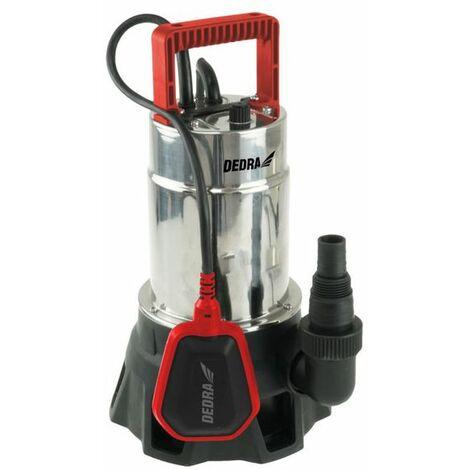 Bomba sumergible para agua limpia y sucia Dedra DED8846X