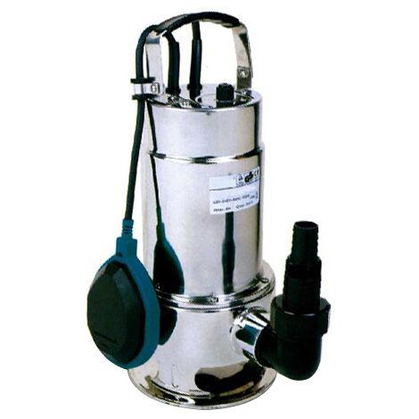 Bomba sumergible para drenaje y aguas residuales 750W GUT GKS750SW - Monofásico