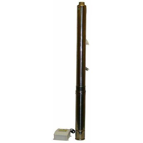 Bomba sumergible para pozo profundo para el bombeo de agua sumergible 370W